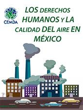Los Derechos Humanos y la calidad dei aire en México
